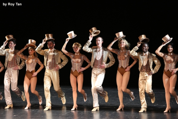 A Chorus Line is back in town and you donu0027t want to miss this fantastic production. Itu0027s one of those pieces that set the standard for other shows. & A Chorus Line at the London Palladium u2013 16th February 2013 ...