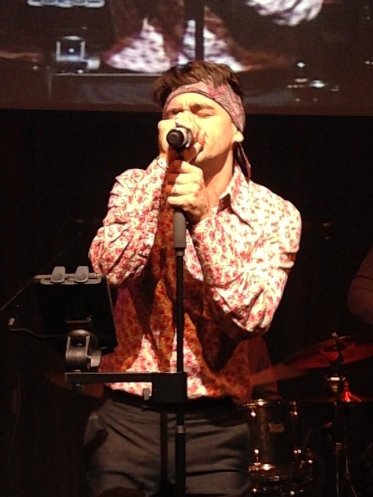 Ryan Molloy live at The Hippodrome - January 18th 2014