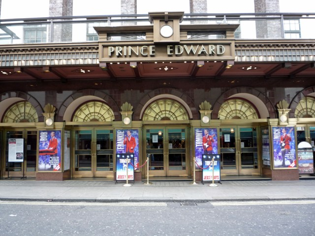 Jersey Boys at the Prince Edward Theatre 2008 - 2014 (1/6)