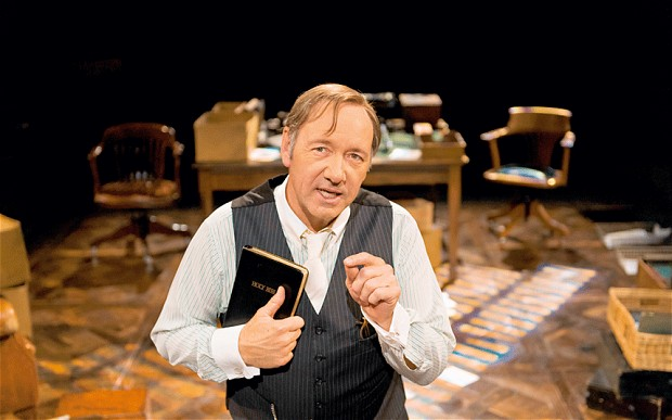 Clarence Darrow at the Old Vic (1/2)