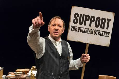 Clarence Darrow at the Old Vic (2/2)