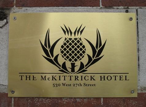 Sleep no more at The McKittrick Hotel, New York (1/5)